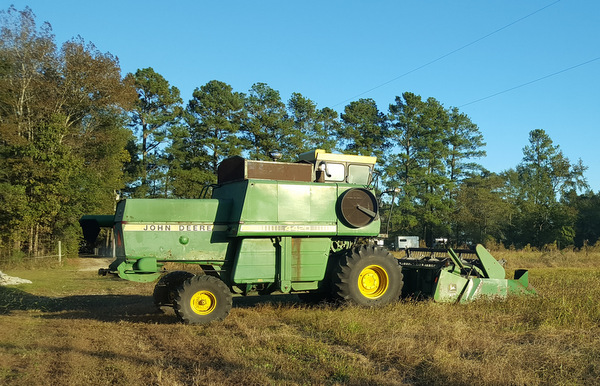 1 JD 4420 Combine Summer CSA Sign-Up!